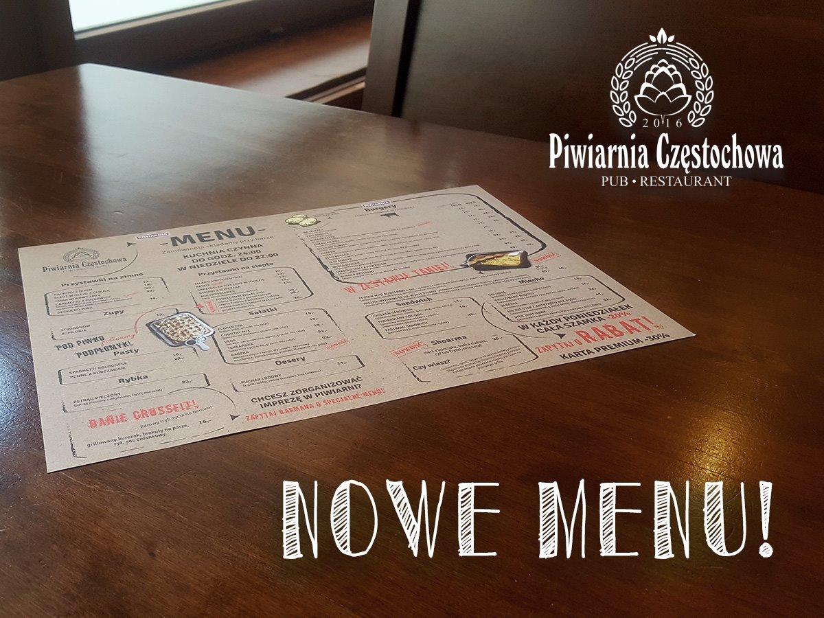 prezentacja-nowe-menu-kuchnia-piwiarnia-czestochowa